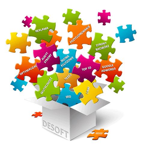Pozycjonowanie i optymailizacja stron internetowych